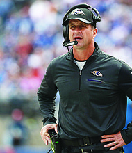 Baltimore Ravens head coach John Harbaugh's assistant coaches have constantly been chosen for promotions by other teams. This is a testament to Harbaugh, who is quietly one of the best coaches in the NFL. He knows how to surround himself with good coaches.