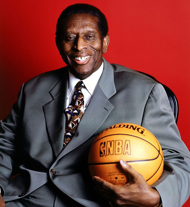 Earl Lloyd became the first Black player in NBA history in 1950