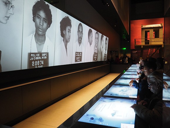 "Just like our history, the National Museum of African American History and Culture is much more than ""just slavery."""