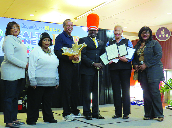 CrossroadsNews and its owners Jennifer and Curtis Parker are 2017 MLK Drum Major for Service Award recipients. The Parkers and ...
