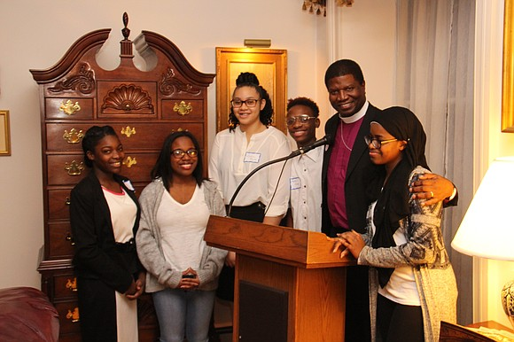 The Episcopal Diocese of Maryland has partnered with Morgan State University to teach high school students the importance of life ...