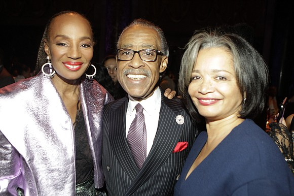 The For the Love of Our Children Gala held in honor of Susan L. Taylor's National CARES Mentoring Movement was ...