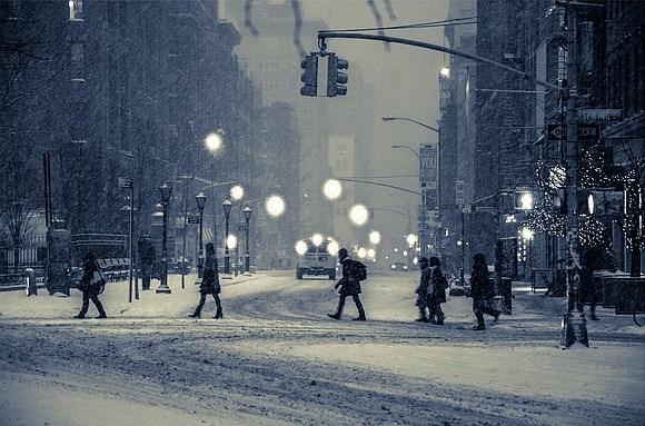 When I was a youngster growing up in Brooklyn, I actually prayed for snow to come.