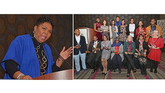 Memphis Theological Seminary presented the 30th Annual Dr. Henry Logan Starks Scholarship & Award Celebration at the Guest House at ...