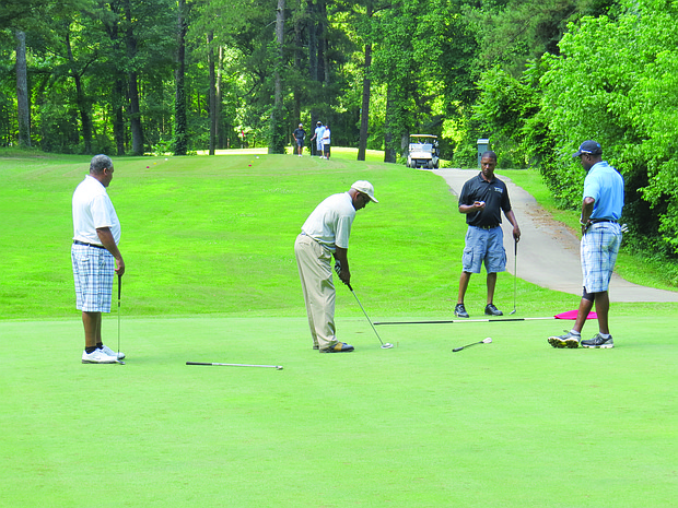 As recently as 2015, greens at Sugar Creek were in decent shape and golfers often had to wait to play a weekend round.