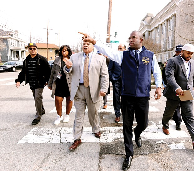 Checking the pulse of the city //