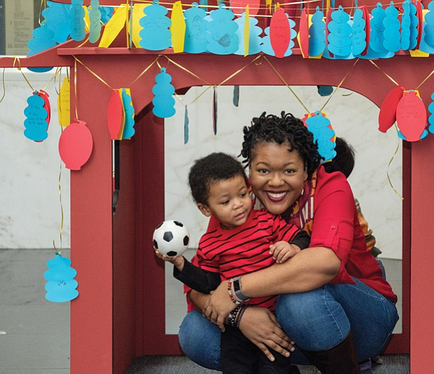 Under a pagoda //