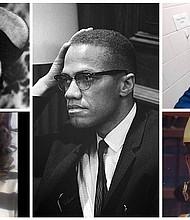 Emmett Till, Rekia Boyd, Malcolm X, Philando Castile and Tanisha Anderson