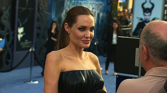 A new project about family and loss has led Angelina Jolie to talk about her own.