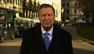 Gov. John kasich said repealing Medicaid expansion was a 'very, very bad idea' and he won't sit silent and watch it happen.