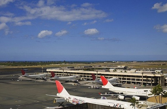 A man forced his way into a secure area at Honolulu International Airport and died after he was detained, the ...