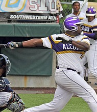 The Prairie View A&M Panthers fell to New Orleans 14-0 in the final day of play in the MLB Urban Youth Invitational on Sunday. Courtesy: John Posey, Urban Sports News