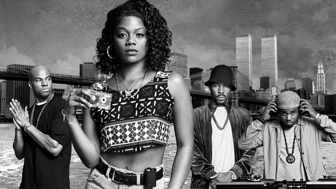 The cast of The Breaks (VH1)