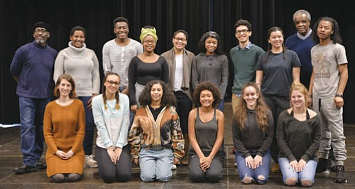 The August Wilson Red Door Project Monologue Competition will be held Monday, Feb. 27 at 7 p.m. at the Newmark ...