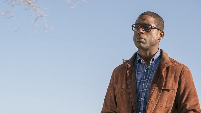 """Sterling K. Brown as Randall on """"This Is Us."""""""
