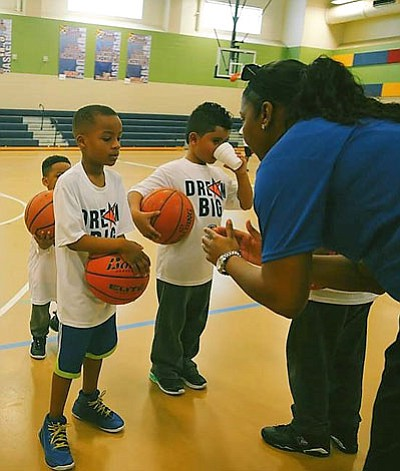 New Orleans' own Brandon Okpalobi was in town to host his DREAM Academy's All-Star Sports Clinic and STEMNOLA program last ...