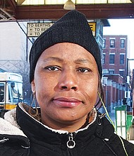 Yes, because of everything going on with the police. They're committing crimes and brutality. All people are not who they say they are. Cops aren't all law-abiding. — Keyette Jonson, Nurse's Aide, Randolph