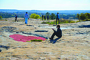 Hikers can climb to the summit of three local monadnocks – Arabia Mountain, Panola Mountain and Stone Mountain – in one day during the popular Triple Hike Challenge for the fifth annual Monadnock Madness in March.