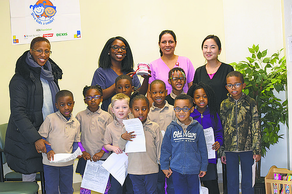 The Department of Dental Medical at Interfaith Medical Center has recently introduced its annual Give Kids a Smile event in ...
