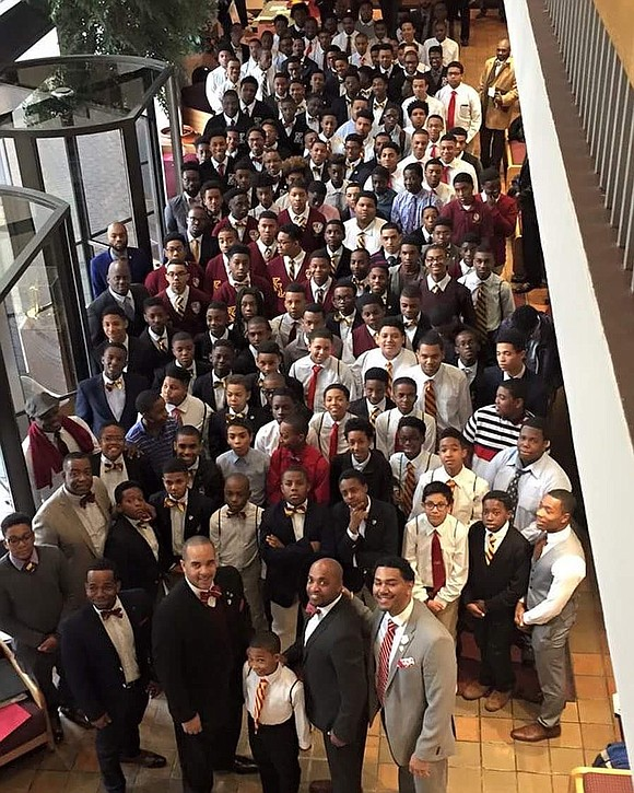 Approximately 200 young men from across the tri-state area recently attended the Kappa League Leadership Conference at Montclair State University ...