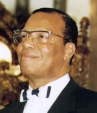 Hon. Minister Louis Farrakhan