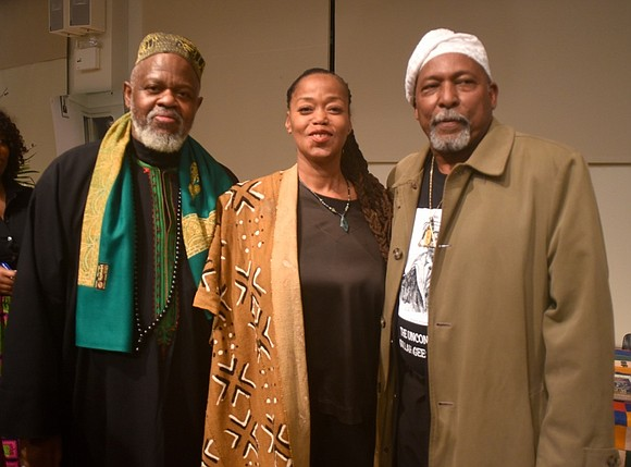 The community came together Tuesday, Feb. 21, at the Malcolm X and Dr. Betty Shabazz Memorial and Educational Center in ...