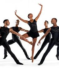 Dance Theatre of Harlem dance troop