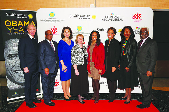 Comcast, Smithsonian Channel and the Reginald F. Lewis Museum of Maryland African American History & Culture partnered to present a ...
