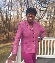 The Rev. Dr. Ruth Travis, Sr. Pastor of Ebenezer African American Methodist (A.M.E.) in South Baltimore is retiring. She says she is looking forward to God's plans for her in ministry.