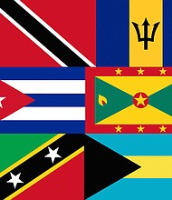 Caribbean nations