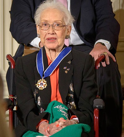 At 98, Katherine Johnson insists she has lived an ordinary life. However to others, she has proven to be nothing ...