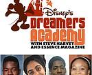 New York-Metro 2017 Disney Dreamers: (LtoR) Emmanuel J., Damiana R., Keon H. and Rouwaida N.