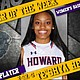 Howard redshirt senior Te'Shya Heslip was selected as the Mid-Eastern Athletic Conference (MEAC) Women's Basketball Player of the Week, the conference office announced today