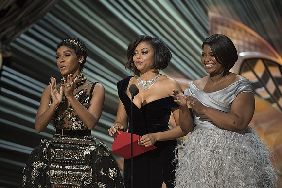 Black Hollywood takes centerstage at the 89th Academy Awards on Sunday with several not only African-Americans taking home awards but ...