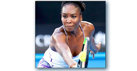 A tennis commentator dropped by ESPN for a remark about Venus Williams during the Australian Open sued the sports network ...