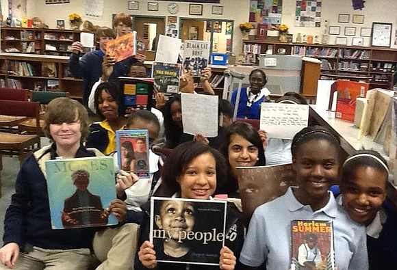 Teens, kids and adults can read books written by African Americans at the Feb. 25 Jubilee of Reading for Youth: ...