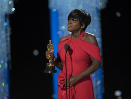 Viola Davis's award season hot streak just ended with a bang.