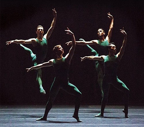 "Boston Ballet's ""Artifact"" delivers a chilling and refreshingly contemporary performance."
