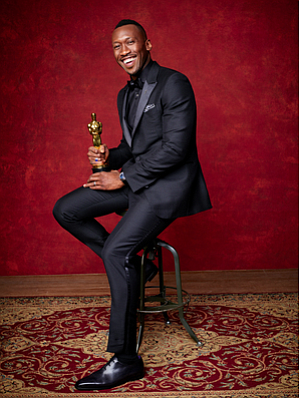 Mahershala Ali has a regal aura. It's in the way he walks, stands, listens and speaks.