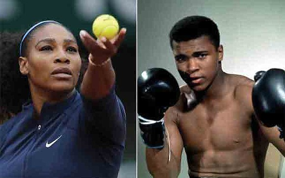 The International Athletic Association (IAA) has announced tennis superstar Serena Williams and transcendent boxer and cultural icon Muhammad Ali have ...