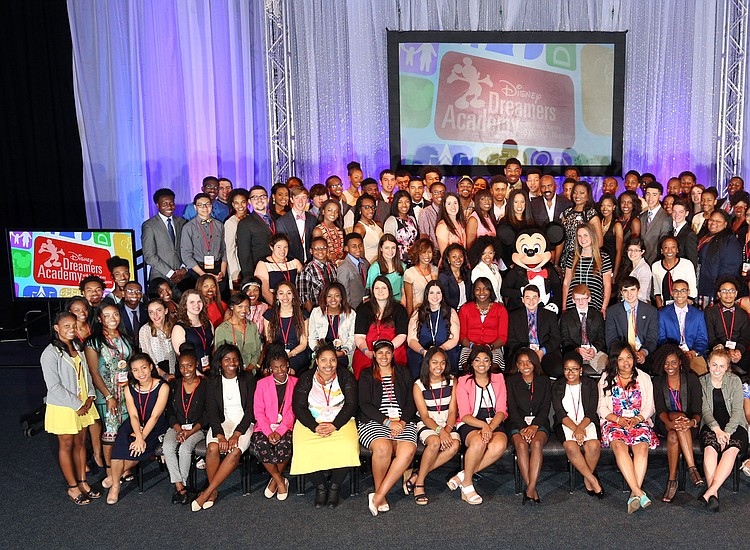 Local students prepare for inspiring trip to Disney World