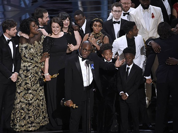 The 89th Academy Awards got off on the right foot, with a song and dance, but ended with the most ...