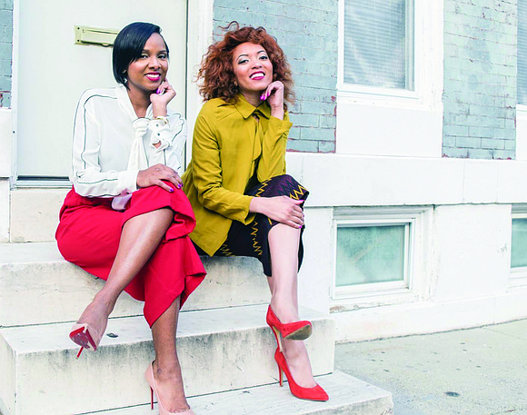The Baltimore Times caught up with entrepreneurs Tammira Lucas (The Cube) to discuss her joint business venture with partner Jasmine ...