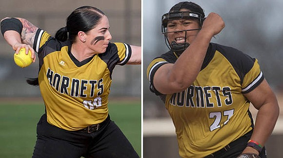 Alabama State has swept the weekly softball honors as third baseman Kendall Core and pitcher Vanessa Bradford were recognized by ...