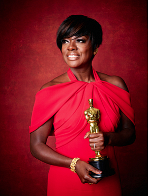 Viola Davis is a winner, and that has nothing to do with her awards or critical accolades.