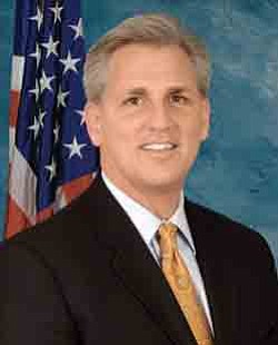 House Majority Leader Kevin McCarthy (CA-23) is accepting internship applications for his summer Internship Program.