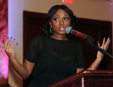 Actress, singer-songwriter, and star of the STARZ #1 Television Series Power, Naturi Naughton attended the Lawnside Education Foundation, Inc. 7th ...