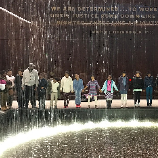 Photo courtesy of the Congressional Black Caucus Foundation //