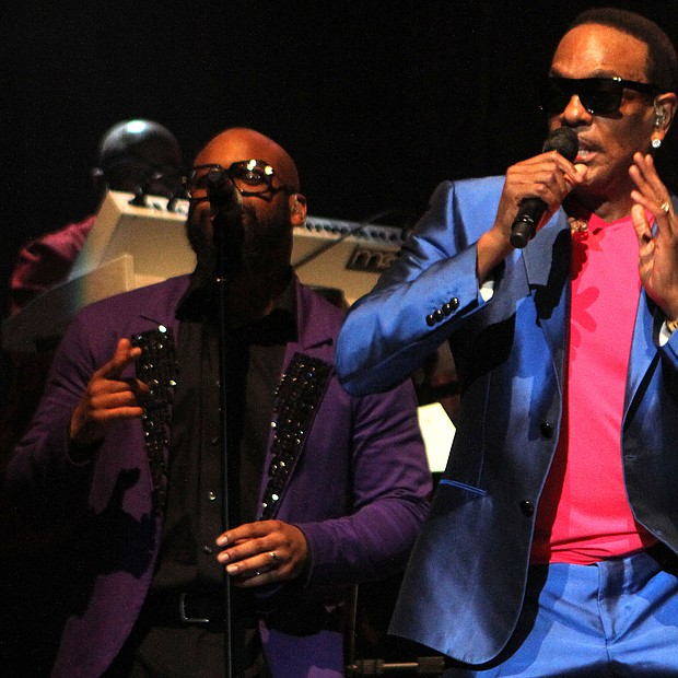 A Charlie Wilson concert is an energy-charged show. (Photo: Warren Roseborough)