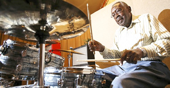 Clyde Stubblefield, a drummer for James Brown who created one of the most widely sampled drum breaks ever, died Saturday.